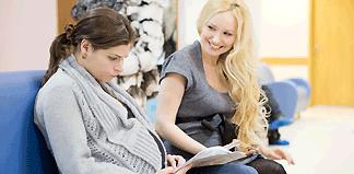 Врач и беременная. Как улучшить отношения