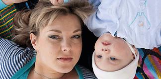 разговор с ребенком во врем родов