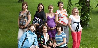 условия для легких родов