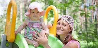 психомоторное развитие ребенка первого года жизни