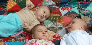 Ребенок в 4,5 месяца развитие