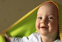 ребенок 8 месяцев. Развитие малыша