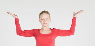 гимнастика для беременных. Упражнения для рук