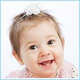 Воспитание ребенка до года