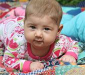 Развитие ребенка в 5 месяцев. Календарь развития ребенка