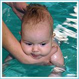Плавание для грудничков Видео
