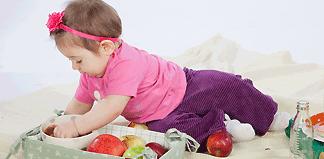как перевести ребенка за общий стол