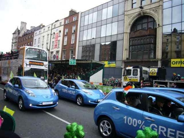 Дублин. Роды в Ирландии