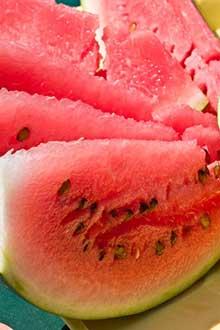 полезные фрукты и овощи