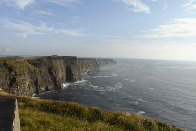 природа в Ирландии. Мои роды в Ирландии