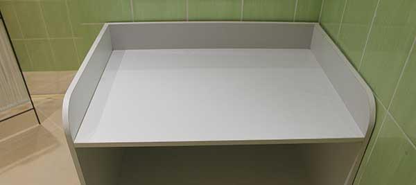 пеленальный столи к аура
