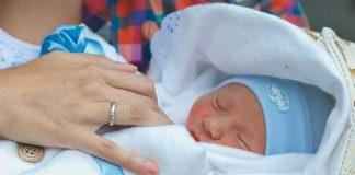 первые недели с новорожденным