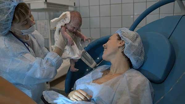 сериал о беременности и родах